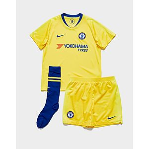 f8a457151 Nike Chelsea FC 2018/19 Away Kit Children ...