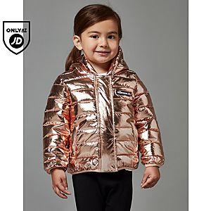 f6849b56d6000 Ellesse Girls  Violet Foil Jacket Infant ...