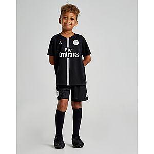 e4ab8d0a Jordan x Paris Saint Germain 2018/19 CL Home Kit Children ...