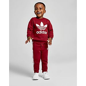 6154e808f adidas Originals adicolour Crew Tracksuit Infant ...