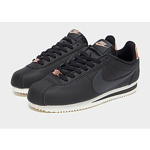 nike cortez black sale