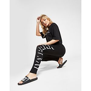 8ef413acbb4cd IVY PARK Shadow Logo Leggings ...