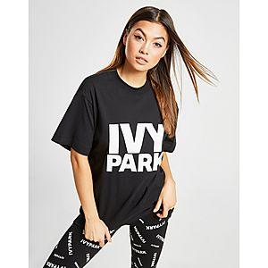 6a10aa8b2b6 IVY PARK Logo Oversized T-Shirt ...