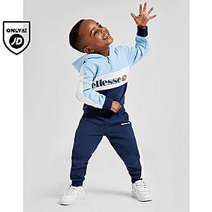 promo code 3932e 3af23 Ellesse Possedia 1 4 Zip Tracksuit Infant ...