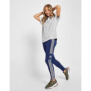 816b7e99089c1c adidas Originals 3-Stripes Trefoil Leggings ...