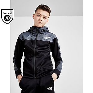 6b4c0f8e9 The North Face Mittellegi Full Zip Hoodie Junior
