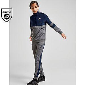 3d562e6cb Nike Air 1/4 Zip Tracksuit Junior ...