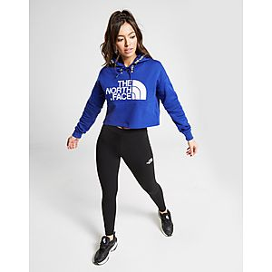 0896c603343e ... The North Face Tape Crop Hoodie