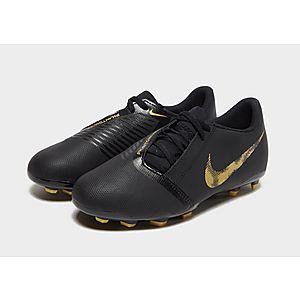 half off 34f81 769be ... Nike Black Lux Phantom Venom Club FG Junior