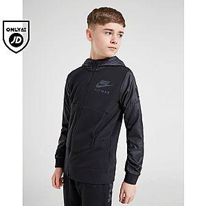 aa43d14027 Nike Air Max Full Zip Hoodie Junior ...