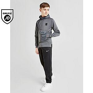 5144efb6c ... Nike Air Max Poly 1 2 Zip Hoodie Junior
