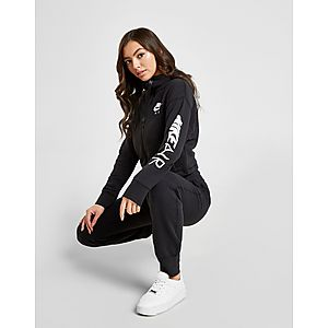 best loved b459f d41ca Nike Air Full-Zip Fleece Cropped Hoodie ...
