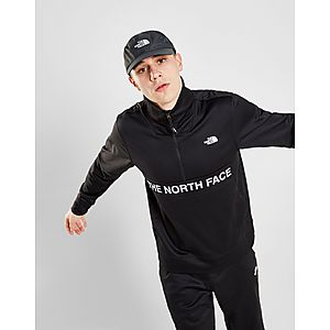 3f0449ca The North Face Train N Logo 1/2 Zip Track Top ...