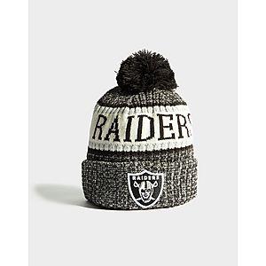 acdbb5f8a2a ... New Era NFL Sideline Oakland Raiders Beanie