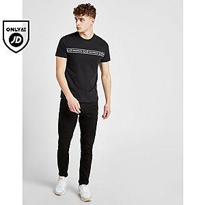 2fb54421 ... Emporio Armani EA7 Central Tape T-Shirt