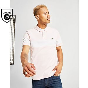 7c4dbd0388 Lacoste Alligator Short Sleeve Polo Shirt ...
