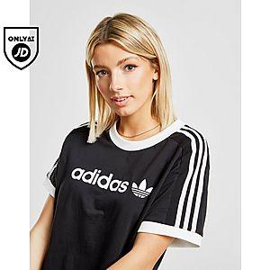 44ceeba12e1 ... adidas Originals 3-Stripes Linear T-Shirt