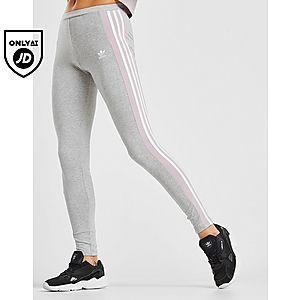 732ba3c61ba ... adidas Originals 3-Stripes Panel Leggings