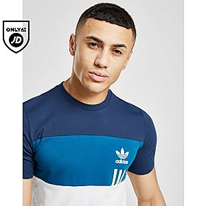 06733933 T-Shirts & Vest - Colour Block | JD Sports