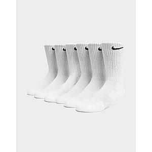 3e58279b7 Nike 6 Pack Cushion Crew Socks ...