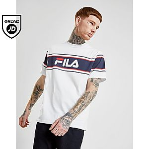 2042cd239d41 Fila Brock Stripe T-Shirt ...