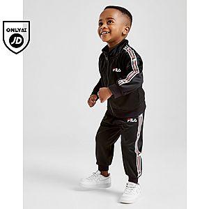 1806125eaa554c Fila Zayne Full Zip Suit Infant ...