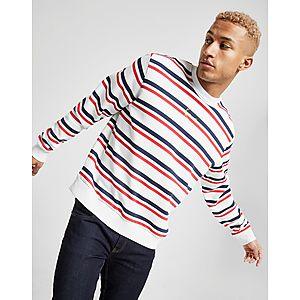974bf8aedfde Karl Kani Signature Stripe Crew Sweatshirt ...