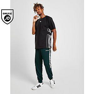 8f86c458 adidas Originals Itasca Tape Track Pants ...