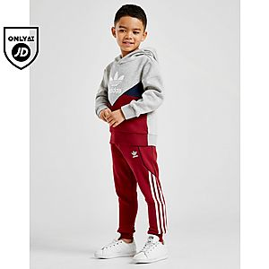 79099730f adidas Originals Colorado Overhead Tracksuit Children ...