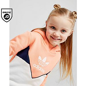 official photos 39b31 c8456 ... adidas Originals Girls  Colorado Overhead Tracksuit Infant