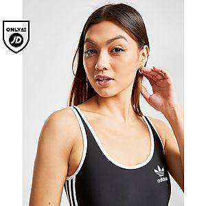 948117a0064e adidas Originals 3-Stripes Swimsuit adidas Originals 3-Stripes Swimsuit