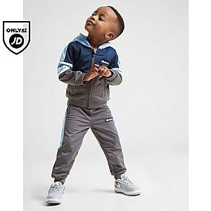 1314fd53 Ellesse Enerio Poly Full Zip Suit Infant ...
