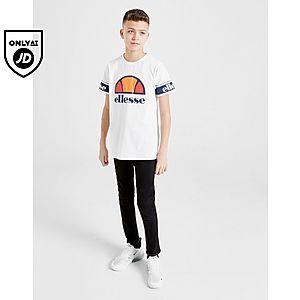 2578f823 ... Ellesse Cestia Logo T-Shirt Junior