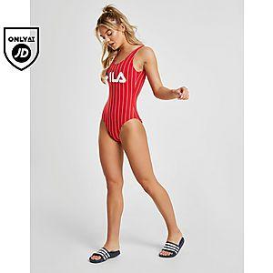 4494c32256e Fila Stripe Swimsuit ...