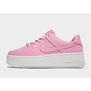 detailed look 13be4 ea338 Nike Air Force 1 Sage Low Women s ...