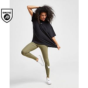 d24646f16dabc4 Nike High Waisted Swoosh Leggings ...