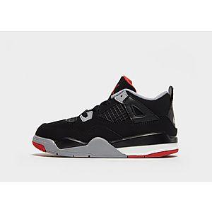 online retailer c0e36 a8ea5 Jordan Air 4 Infant  Bred  ...