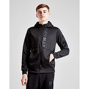 66673c9468 Nike Air Max Poly Full Zip Hoodie Junior ...