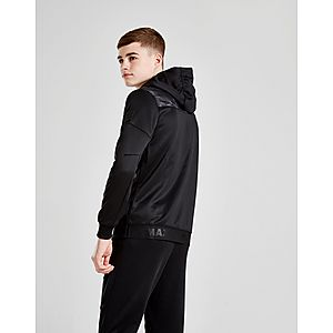 3ccee51a24 ... Nike Air Max Poly Full Zip Hoodie Junior
