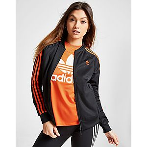 9896a72a87c Women's Track Tops and Women's Tracksuit Tops | JD Sports