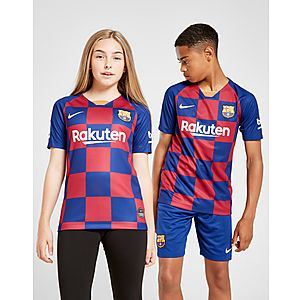 9ba6d691bb0 Nike FC Barcelona 19/20 Home Shirt Junior ...