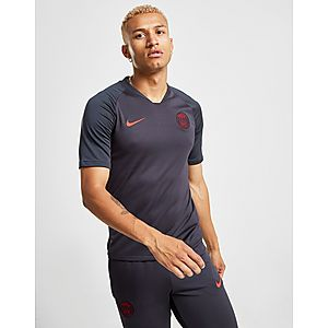 beea6244109 Nike Paris Saint Germain Strike Short Sleeve Shirt ...