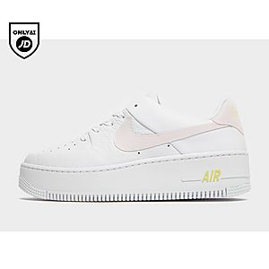 save off f0a39 772d5 Nike Air Force 1 Sage Lace Womens ...