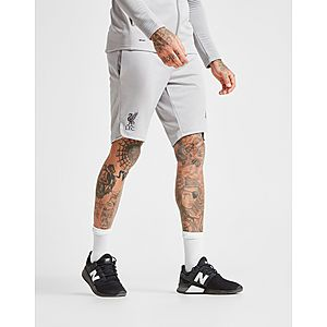 3447a54f20230 New Balance Liverpool FC Travel Shorts New Balance Liverpool FC Travel  Shorts
