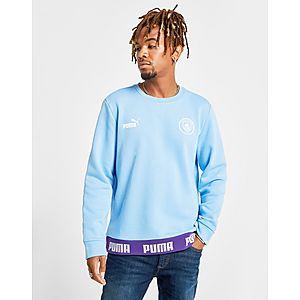 cb32f17c PUMA Manchester City FC Culture Sweatshirt