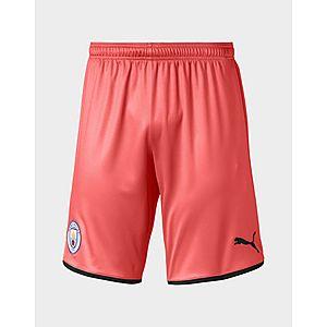 90b34cc6 PUMA Manchester City FC 2019/20 Third Shorts ...