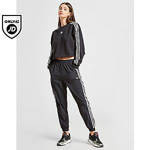 dd1ee3f6 adidas Originals Hailey Baldwin Boyfriend Crew Sweatshirt adidas Originals  Hailey Baldwin Boyfriend Crew Sweatshirt