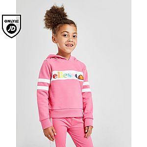 e3c1e083 ... Ellesse Girls' Aglio Hooded Suit Children