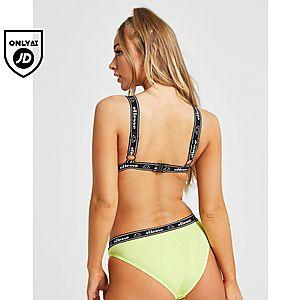 ed59a3acd25 Ellesse Tape Bikini Bottoms Ellesse Tape Bikini Bottoms