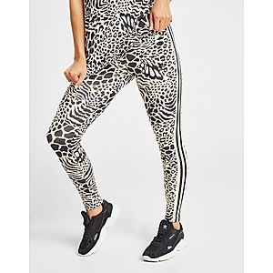 e55f49f2c6610 ... adidas Originals 3-Stripes All Over Print Leopard Leggings